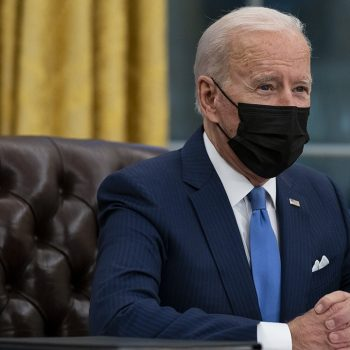 Biden acknowledges situation at southern border is a