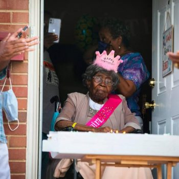 Charlotte woman, who was oldest living American and had 125 great-grandchildren, has died