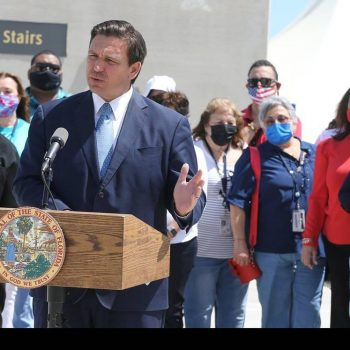 DeSantis sues CDC to get cruises restarted. Experts call it a 'political stunt'