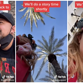 Father is Told to 'Go Back to China' in Front of His Daughter on TikTok