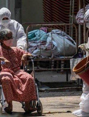 Patient in Mumbai