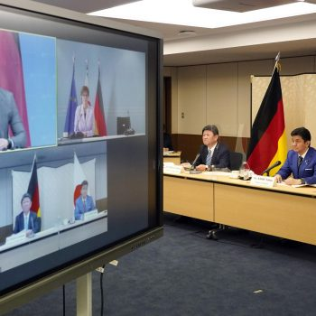 Japan, Germany hold 1st security talk to deter China