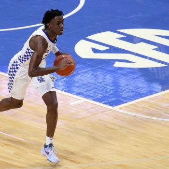 Kentucky basketball guard Terrence Clarke dies in L.A. car crash