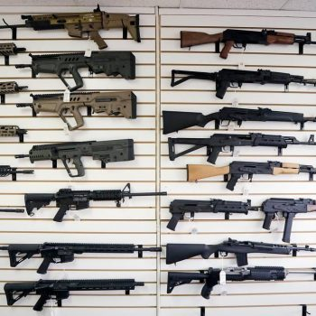 Nobody in Texas is asking to ban all guns. We just want common sense from leaders