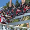 Six Flags Magic Mountain welcomes back thrill seekers a year later