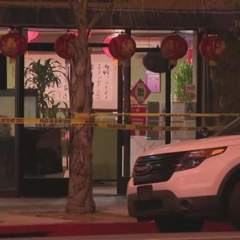 Suspected gunman arrested on suspicion of killing his wife, another man in Monterey Park restaurant