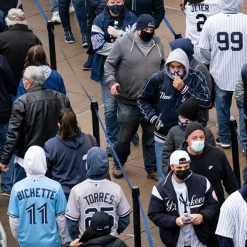 U.S. draws close to 100 million vaccinations as baseball celebrates opening day