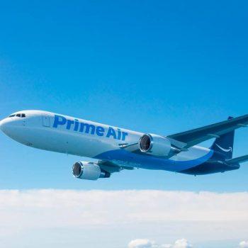 Amazon Air launches daily flight, brings new jobs to Kansas City International Airport