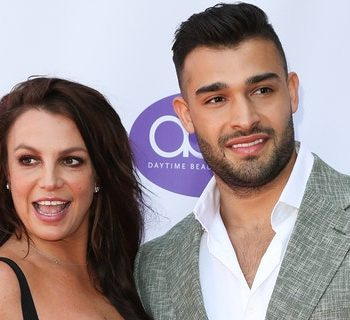 Sam Asghari, Britney Spears' boyfriend, is working to become a top-notch actor. (Photo by Paul Archuleta/FilmMagic )