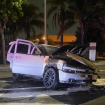 Carson deputy witnesses car-to-car shooting, launches into pursuit that ends in crash and arrests