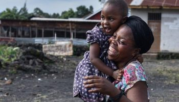 DR Congo's Goma volcano: Desperate search for children missing after eruption