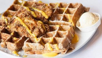 Dame's Chicken & Waffles is open in Chapel Hill. What to know about the new location.