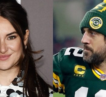 Shailene Woodley would also benefit from a Green Bay restaurant's offer to Aaron Rodgers.