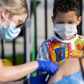 L.A. County to offer Pfizer COVID-19 vaccine to children ages 12 to 15 starting Thursday