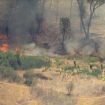 Lake Fire in Jurupa Valley determined to be human caused