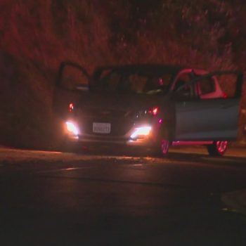 Man killed, woman hospitalized when gunman opens fire on parked vehicle in Hacienda Heights