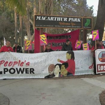May Day march to take place in downtown L.A.