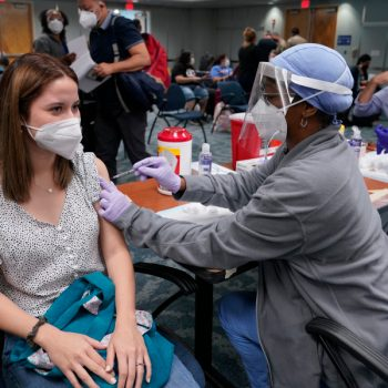 More cities, states relax lingering pandemic rules as vaccine rates rise