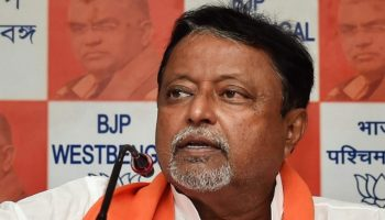Mukul Roy resolute with BJP cancels rumors to return TMC