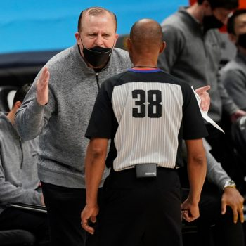 NBA tells head coaches they can go without masks during games if fully vaccinated against COVID-19
