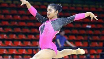 Gymnast Pranati Nayak qualifies for Tokyo Olympics