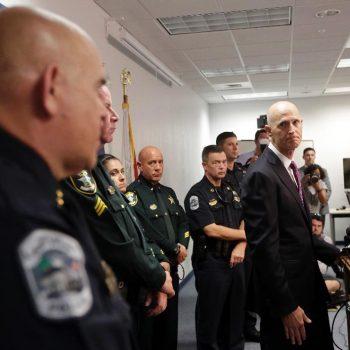 Sen. Rick Scott seeking to block DHS nominees until Biden visits southern border