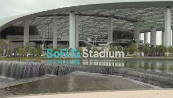 SoFi Stadium to host star-studded concert with audience of healthcare, essential workers