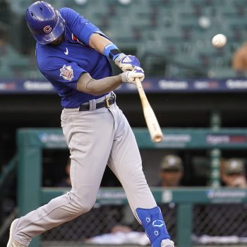 Still with the Cubs, Bryant back to his slugging ways