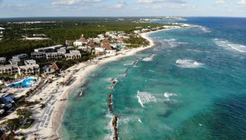 Tulum, Cancún among hotspots at 'imminent risk' of COVID lockdown on Mexico's Caribbean coast