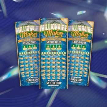 'Something told me to stop': NC man hits top lottery prize on way home from a trip