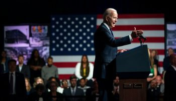 Biden pushes for U.S. voting rights law as Texas, other Republican-led states pass new restrictions