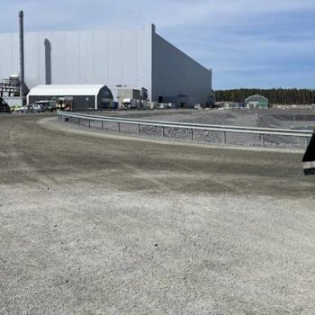 The gigafactory of Swedish startup Northvolt, co-founded by two former Tesla executives, is in Skellefteå, 125 miles south of the Arctic circle.