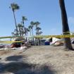 Investigation underway after man found dead in tent at Venice Beach