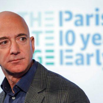 Jeff Bezos is going to space aboard Blue Origin flight in July