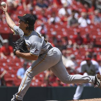 Kranick goes 5 perfect innings in MLB debut, Bucs top Cards