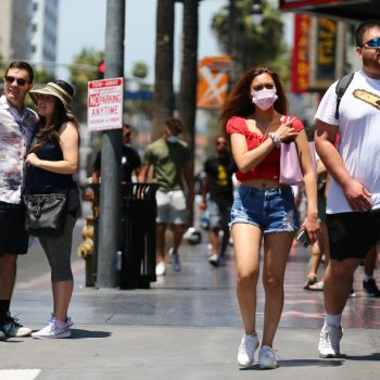 L.A. faring better against COVID than other major U.S. cities as rules relax with statewide reopening
