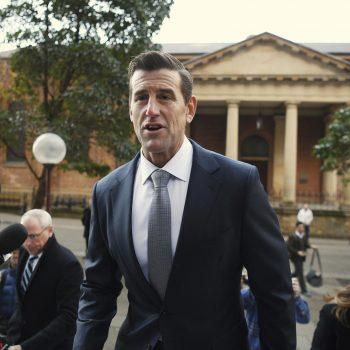 Lauded Australian veteran: Jealousy fueled Afghan defamation