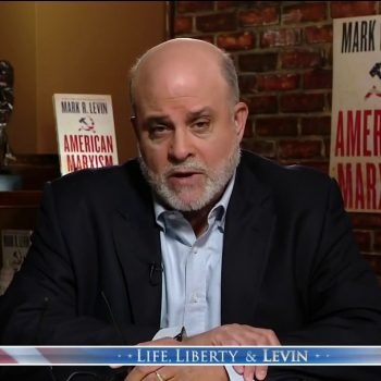 Mark Levin warns Marxism is here now and in your face