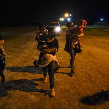 Migrant crossings hit 10 year high this fiscal year amid border crisis, with four months to go