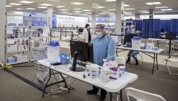 Murphy says NJ hits COVID-19 vaccination goal