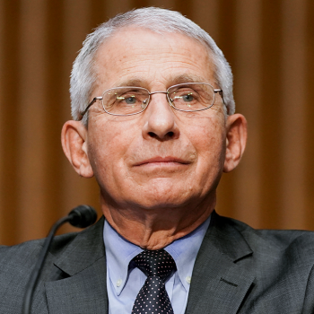 New Yorker mag lionizes Fauci in political cartoon as 'America's lifeguard,' Twitter cringes