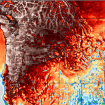 Pacific Northwest heat wave peaks Monday with temperatures 50 degrees above average