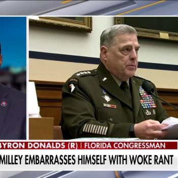 Reps. Byron Donalds and Michael Waltz respond to JCoS Chairman Gen. Milley