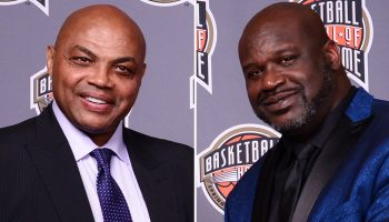 Shaq, Charles Barkley have hilarious exchange discussing Hawks' strategy: 'Big dummy!'