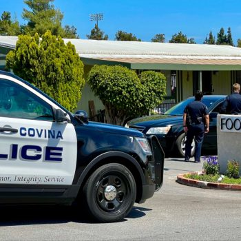 Suspect taken into custody after 'gun shot activity' reported near Azusa Pacific University; Shelter-in-place order lifted
