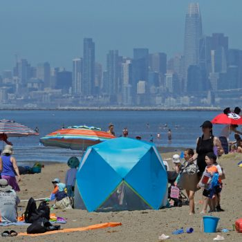 Triple-digit temps forecast in California as state faces significant early season heat wave