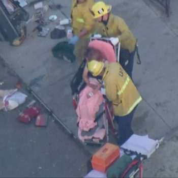 'It felt like an earthquake': South L.A. residents describe firework explosion that left 16 injured