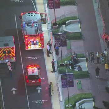 At least 1 wounded in drive-by shooting outside Knott's Berry Farm
