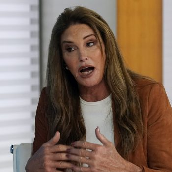 Caitlyn Jenner surprised at media's treatment of her campaign: 'It's been much better than I thought'
