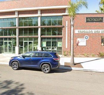 <strong>Coronado High School (Google Maps)</strong>